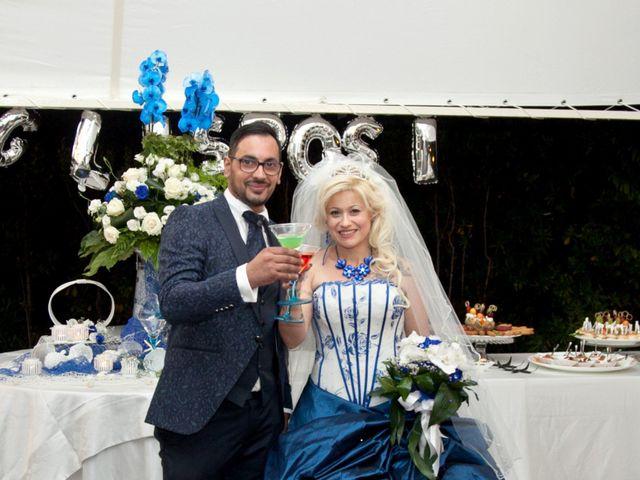 Il matrimonio di Mario e Enza a Fiumefreddo di Sicilia, Catania 56