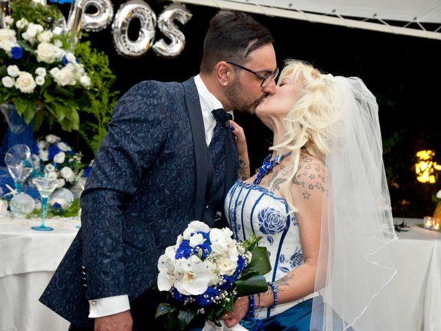Il matrimonio di Mario e Enza a Fiumefreddo di Sicilia, Catania 57