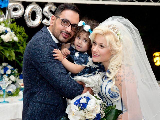 Il matrimonio di Mario e Enza a Fiumefreddo di Sicilia, Catania 58