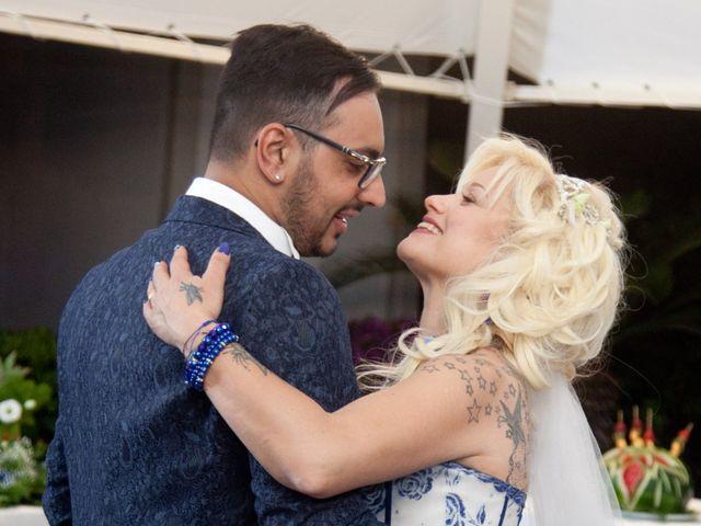 Il matrimonio di Mario e Enza a Fiumefreddo di Sicilia, Catania 59