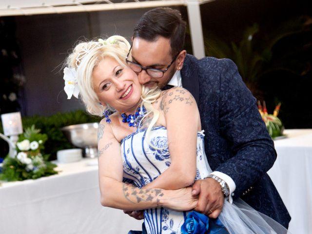Il matrimonio di Mario e Enza a Fiumefreddo di Sicilia, Catania 60