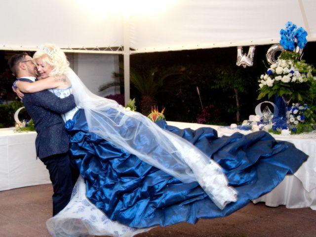 Il matrimonio di Mario e Enza a Fiumefreddo di Sicilia, Catania 61