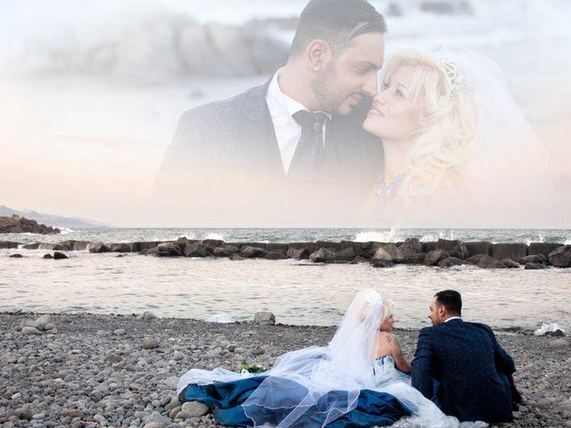 Il matrimonio di Mario e Enza a Fiumefreddo di Sicilia, Catania 68
