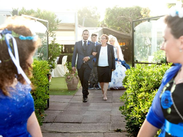 Il matrimonio di Mario e Enza a Fiumefreddo di Sicilia, Catania 36