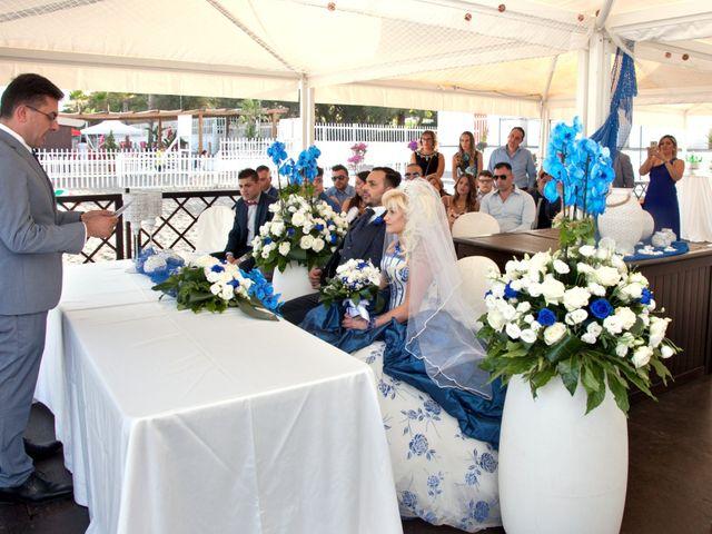 Il matrimonio di Mario e Enza a Fiumefreddo di Sicilia, Catania 38