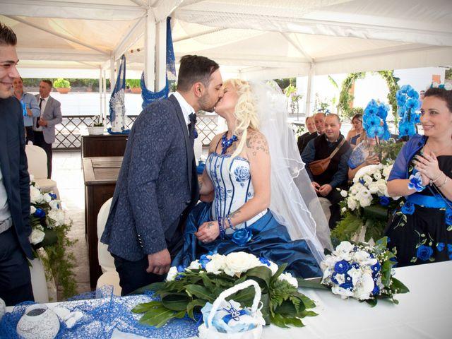 Il matrimonio di Mario e Enza a Fiumefreddo di Sicilia, Catania 39