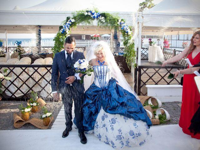 Il matrimonio di Mario e Enza a Fiumefreddo di Sicilia, Catania 40