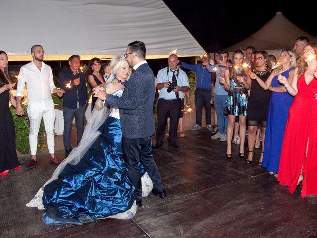 Il matrimonio di Mario e Enza a Fiumefreddo di Sicilia, Catania 65