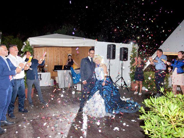 Il matrimonio di Mario e Enza a Fiumefreddo di Sicilia, Catania 67