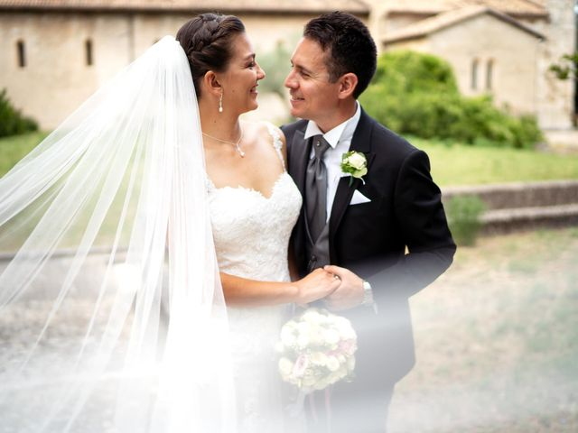 Le nozze di Vittoria e Yuri