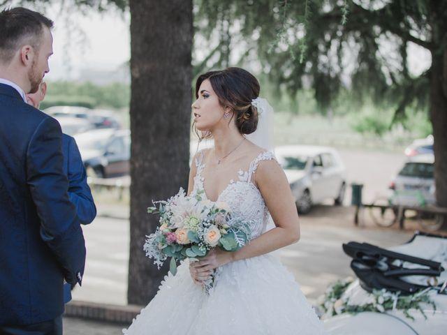 Il matrimonio di Matteo e Annalisa a Poggio Berni, Rimini 5