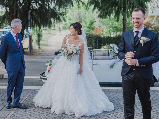 Il matrimonio di Matteo e Annalisa a Poggio Berni, Rimini 6