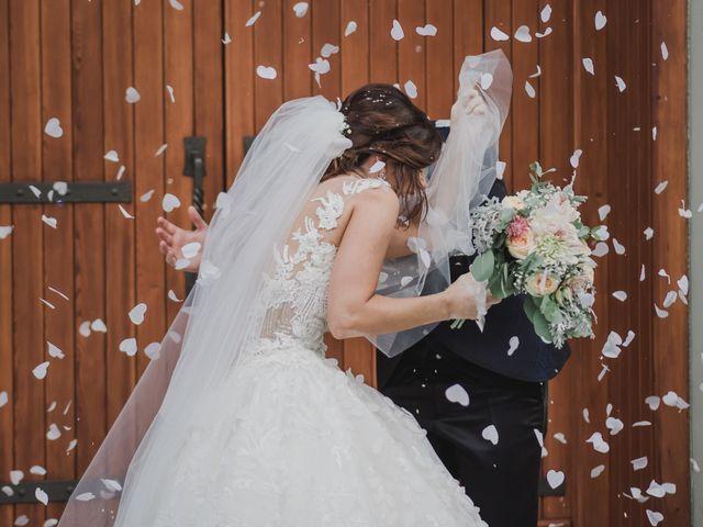 Il matrimonio di Matteo e Annalisa a Poggio Berni, Rimini 7