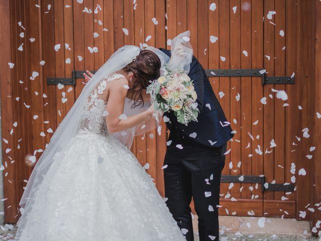 Il matrimonio di Matteo e Annalisa a Poggio Berni, Rimini 8