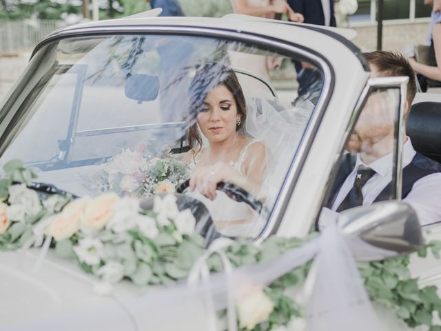 Il matrimonio di Matteo e Annalisa a Poggio Berni, Rimini 9