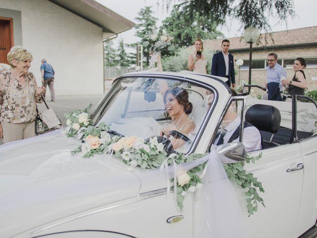 Il matrimonio di Matteo e Annalisa a Poggio Berni, Rimini 10