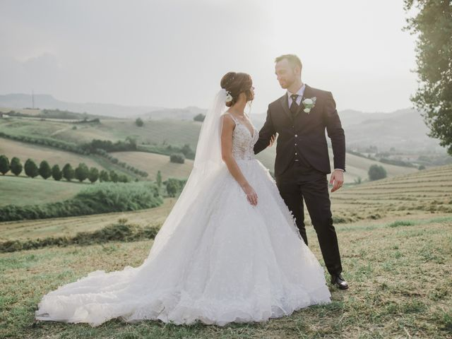 Il matrimonio di Matteo e Annalisa a Poggio Berni, Rimini 1