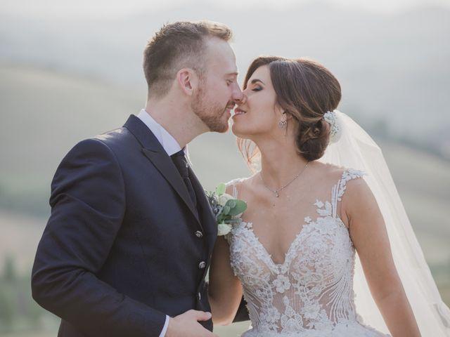 Il matrimonio di Matteo e Annalisa a Poggio Berni, Rimini 12