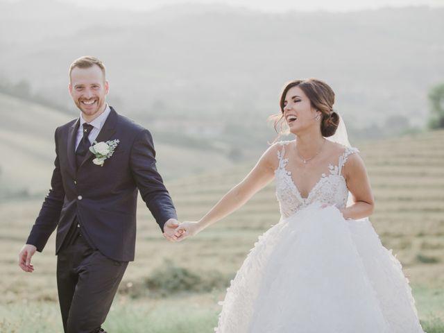 Il matrimonio di Matteo e Annalisa a Poggio Berni, Rimini 15