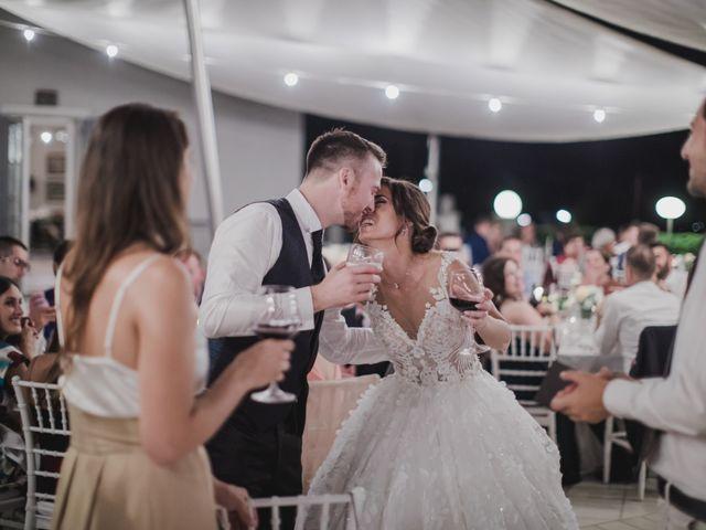 Il matrimonio di Matteo e Annalisa a Poggio Berni, Rimini 17