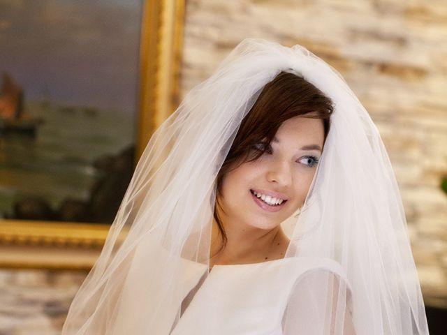 Il matrimonio di Victoria e Matteo a Dello, Brescia 14