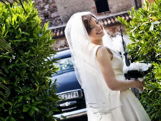 Il matrimonio di Victoria e Matteo a Dello, Brescia 16