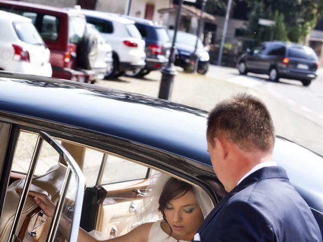 Il matrimonio di Victoria e Matteo a Dello, Brescia 21