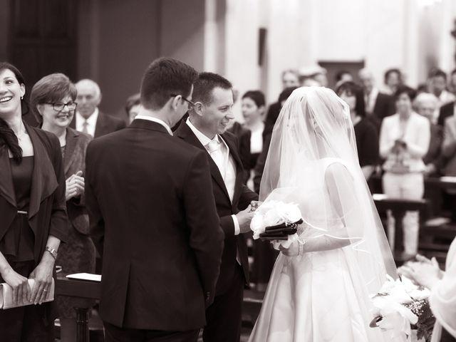 Il matrimonio di Victoria e Matteo a Dello, Brescia 25