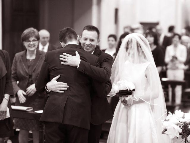 Il matrimonio di Victoria e Matteo a Dello, Brescia 26