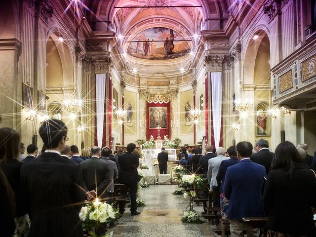 Il matrimonio di Victoria e Matteo a Dello, Brescia 27