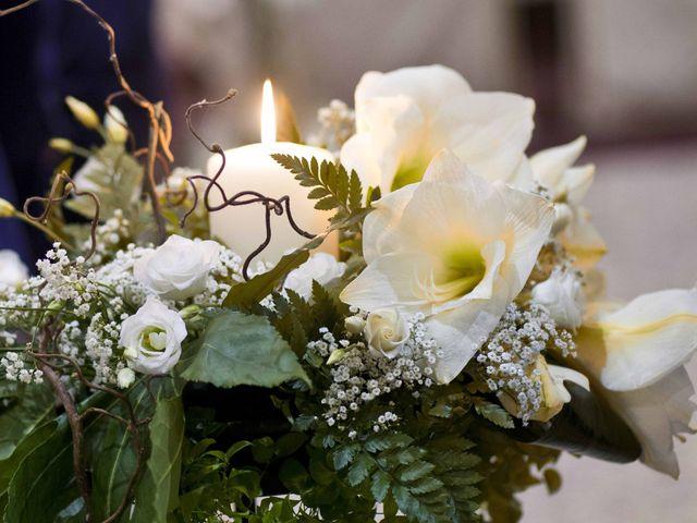 Il matrimonio di Victoria e Matteo a Dello, Brescia 28