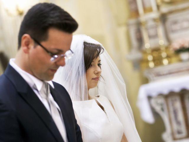 Il matrimonio di Victoria e Matteo a Dello, Brescia 30