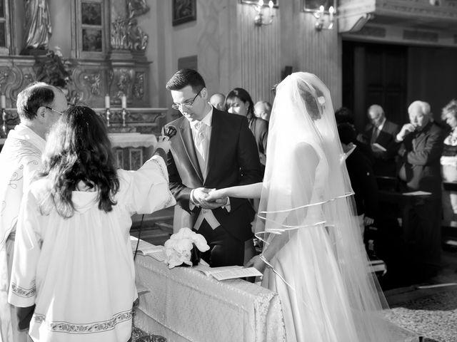 Il matrimonio di Victoria e Matteo a Dello, Brescia 32