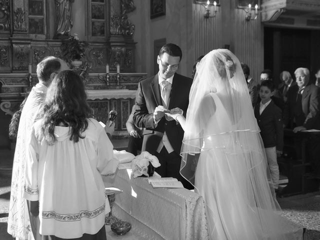 Il matrimonio di Victoria e Matteo a Dello, Brescia 34