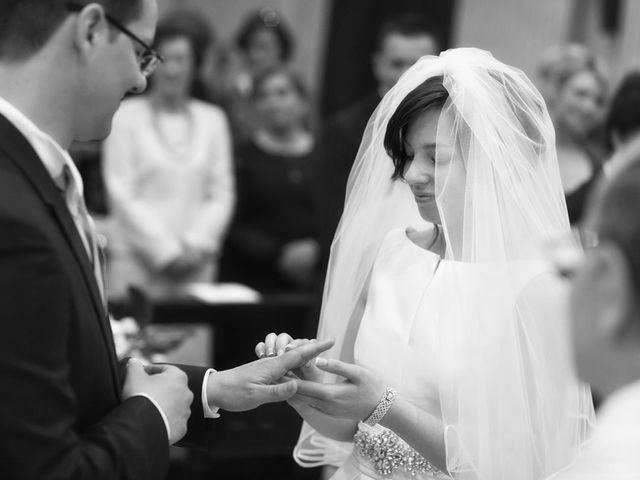 Il matrimonio di Victoria e Matteo a Dello, Brescia 35