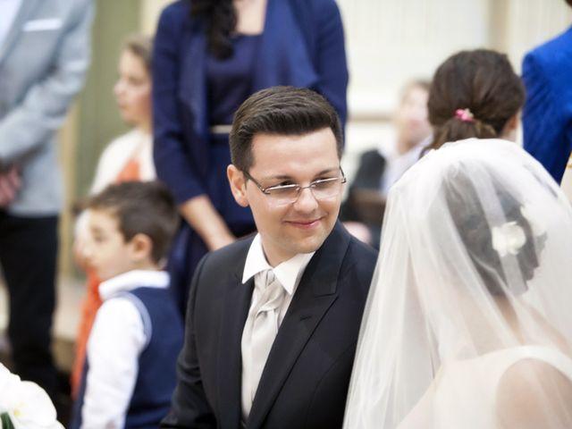 Il matrimonio di Victoria e Matteo a Dello, Brescia 37