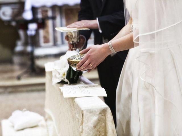 Il matrimonio di Victoria e Matteo a Dello, Brescia 38