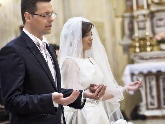 Il matrimonio di Victoria e Matteo a Dello, Brescia 40
