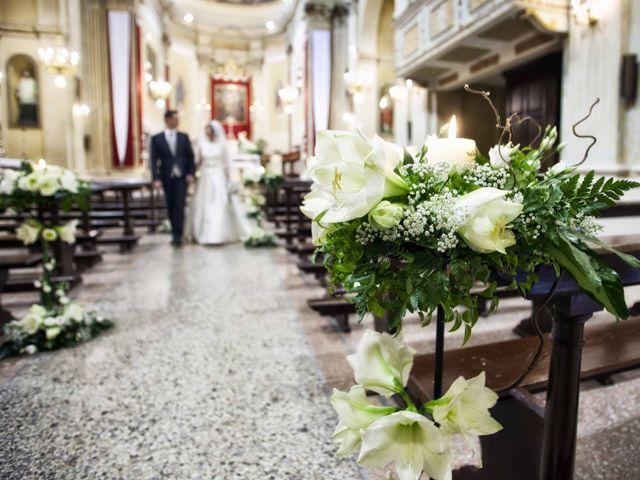 Il matrimonio di Victoria e Matteo a Dello, Brescia 43