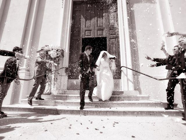 Il matrimonio di Victoria e Matteo a Dello, Brescia 44