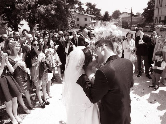 Il matrimonio di Victoria e Matteo a Dello, Brescia 45
