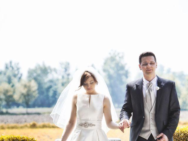 Il matrimonio di Victoria e Matteo a Dello, Brescia 47
