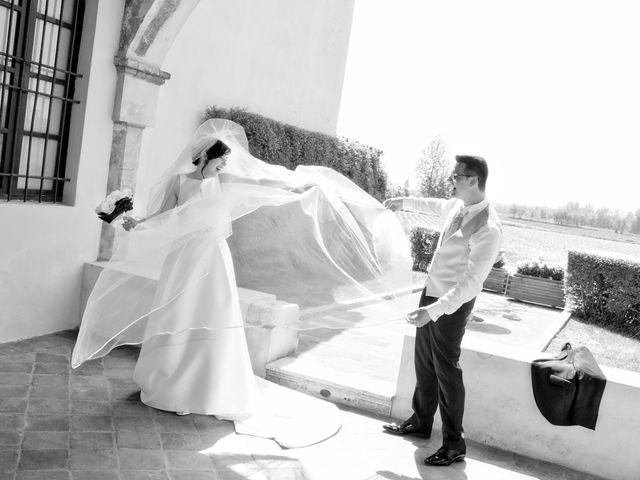 Il matrimonio di Victoria e Matteo a Dello, Brescia 50