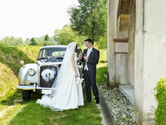 Il matrimonio di Victoria e Matteo a Dello, Brescia 53