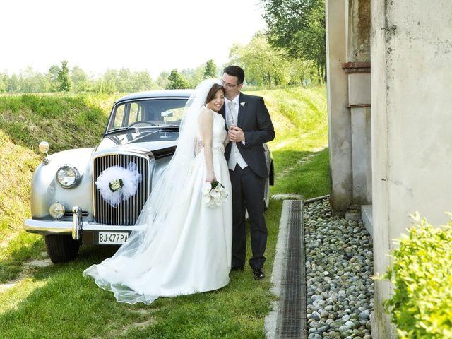 Il matrimonio di Victoria e Matteo a Dello, Brescia 54