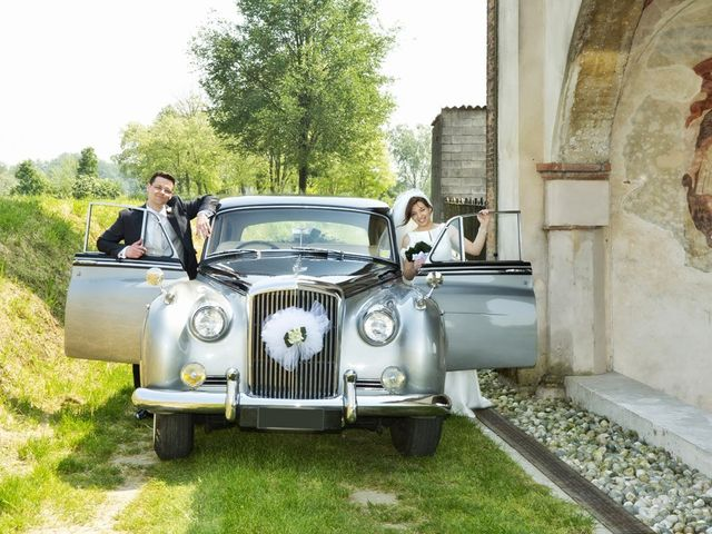 Il matrimonio di Victoria e Matteo a Dello, Brescia 55