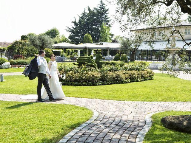 Il matrimonio di Victoria e Matteo a Dello, Brescia 56