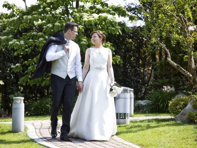 Il matrimonio di Victoria e Matteo a Dello, Brescia 57