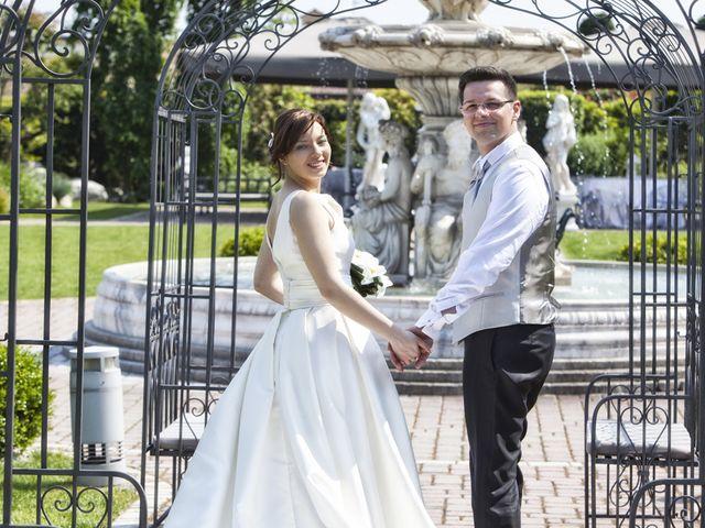 Il matrimonio di Victoria e Matteo a Dello, Brescia 61