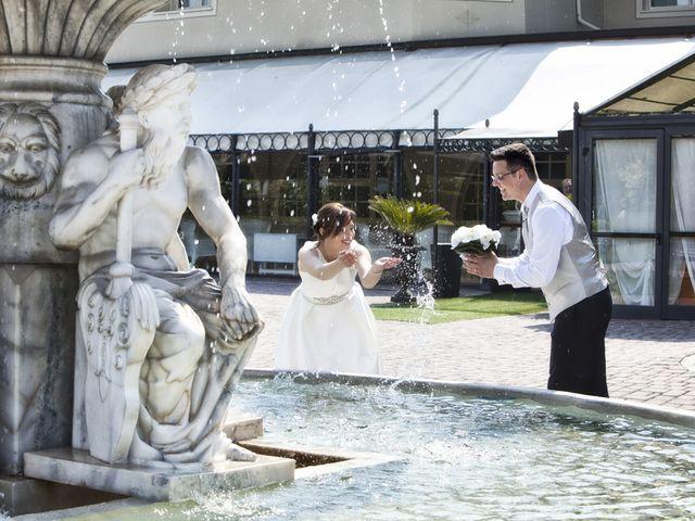 Il matrimonio di Victoria e Matteo a Dello, Brescia 62